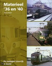 Materieel '36 en '40 Elektrisch Stroomlijn Materieel