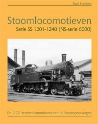 Stoomlocomotieven Serie Ss 1201-1240 (Ns Serie 6000)