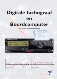 Digitale tachograaf en boordcomputer, CCV - code 95 - voor beroepschauffeurs