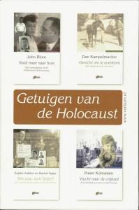 Holocaust Bibliotheek Getuigen van de Holocaust set