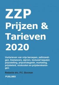Prijzen & Tarievengids 2020