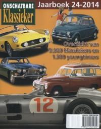 Onschatbare Klassieker Jaarboek Onschatbare klassieker jaarboek 24 - 2014