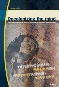 Decolonizing the mind