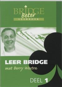 Leer bridge met Berry Westra dl.1 KLAVERENBOEKJE