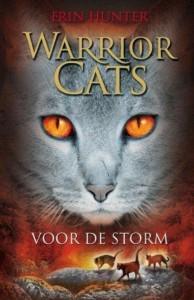 WARRIOR CATS 4 VOOR DE STORM GEBONDEN