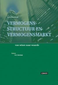 Vermogensstructuur en Vermogensmarkt Theorieboek 8e druk