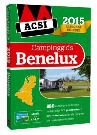 ACSI Campinggids : ACSI Campinggids Benelux 2015