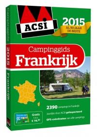 ACSI Campinggids : ACSI campinggids Frankrijk 2015