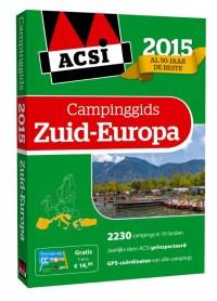 ACSI Campinggids : ACSI campinggids Zuid-Europa 2015