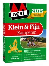 ACSI Campinggids : ACSI Klein & fijn Kamperen 2015