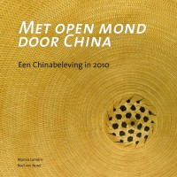 Met open mond door China