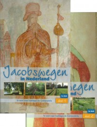 Jacobswegen in Nederland