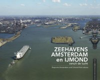 Zeehavens Amsterdam en IJmond vanuit de Lucht