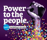 ONLINE MARKETING IN DE ZORG - Power to the people
