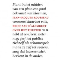 Brief aan d?Alembert over het theater
