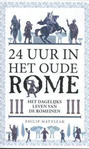 24 uur in het oude Rome