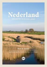 Nederland - Vakantie in eigen land - reisgids - Rust & ruimte