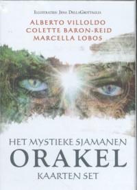 Het Mystieke Sjamanen Orakelkaarten Set