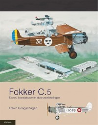 Militaire Historie Fokker C.5 2