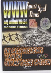 WWW-Sport, spel & dans De geschiedenis van de Olympische Spelen
