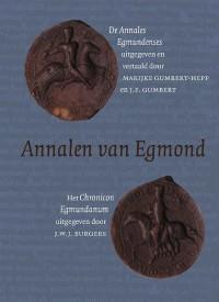 Annalen van Egmond.De Annales Egmundenses, Annales Xantenses, het Egmondse Leven van Thomas Becket en het Chronicon