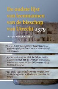De oudste lijst van leenmannen van de bisschop van Utrecht 1379