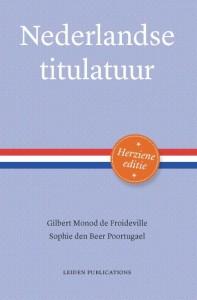 Nederlandse titulatuur