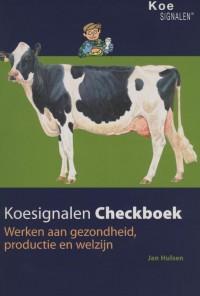 Koesignalen Checkboek: Werken aan gezondheid, productie en welzijn