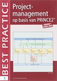 E-Book: Projectmanagement op basis van PRINCE2 (dutch version)