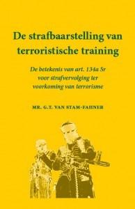De strafbaarstelling van terroristische training