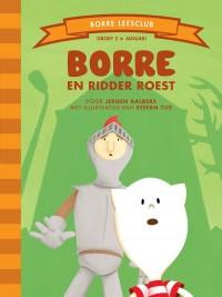 Borre en ridder Roest