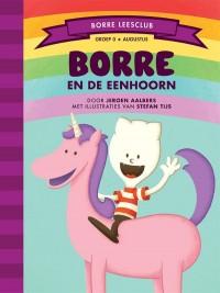 Borre Leesclub Borre en de eenhoorn
