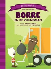 Borre Leesclub Borre en de vuilnisman