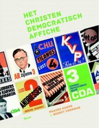 Het christen-democratisch affiche