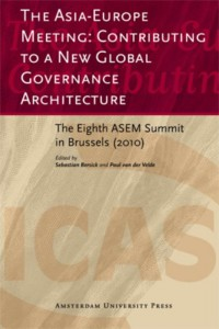 ICAS Publications Series The Asia-Europe Meeting: Contributing to a New Global Governance Architecture