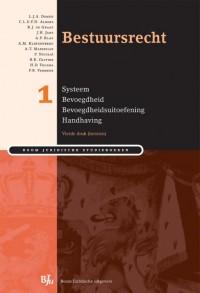 Boom Juridische studieboeken Bestuursrecht deel 1