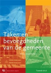 Bronnenboeken MBO Taken en bevoegdheden van de gemeente