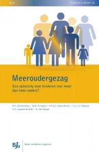 NILG - Familie en recht Meeroudergezag: een oplossing voor kinderen met meer dan twee ouders?