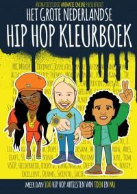 Het Grote Nederlandse Hip Hop Kleurboek