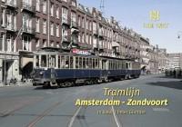Tramlijn Amsterdam Zandvoort in kleur