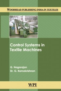 Control Systems in Textile Machines