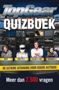 Top Gear : TopGear quizboek