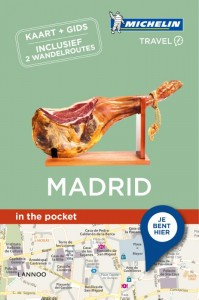 Michelin in the pocket - Madrid