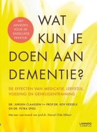 Wat kun je doen aan dementie?
