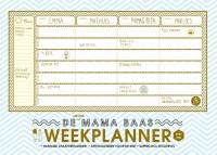 De nieuwe Mama Baas weekplanner