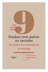 Lage Landen Studies 9: Denken over poëzie en vertaling