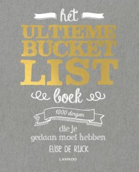 Het ultieme Bucketlist Boek