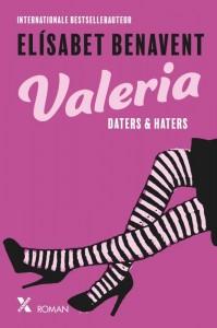 Valeria, daters & haters