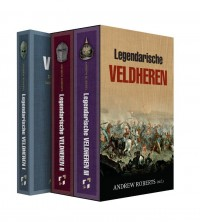 Legendarische veldheren 1 - 3 set