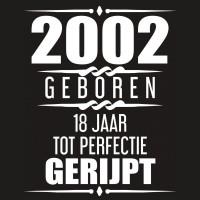 2002 Geboren 18 Jaar Tot Perfectie Gerijpt